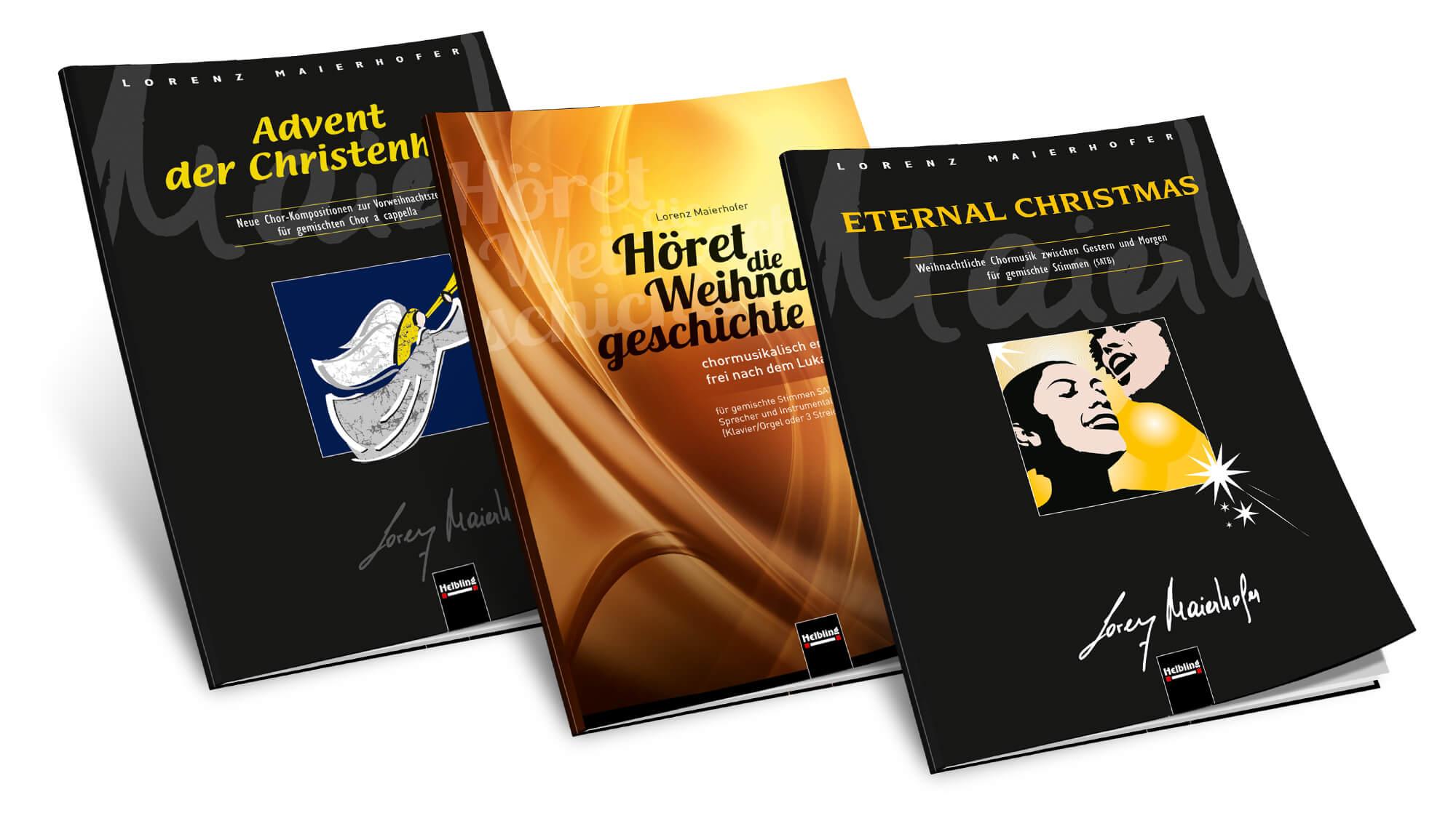 ▸  ADVENT DER CHRISTENHEIT  ▸  HÖRET DIE WEIHNACHTSGESCHICHTE  ▸ ETERNAL CHRISTMAS