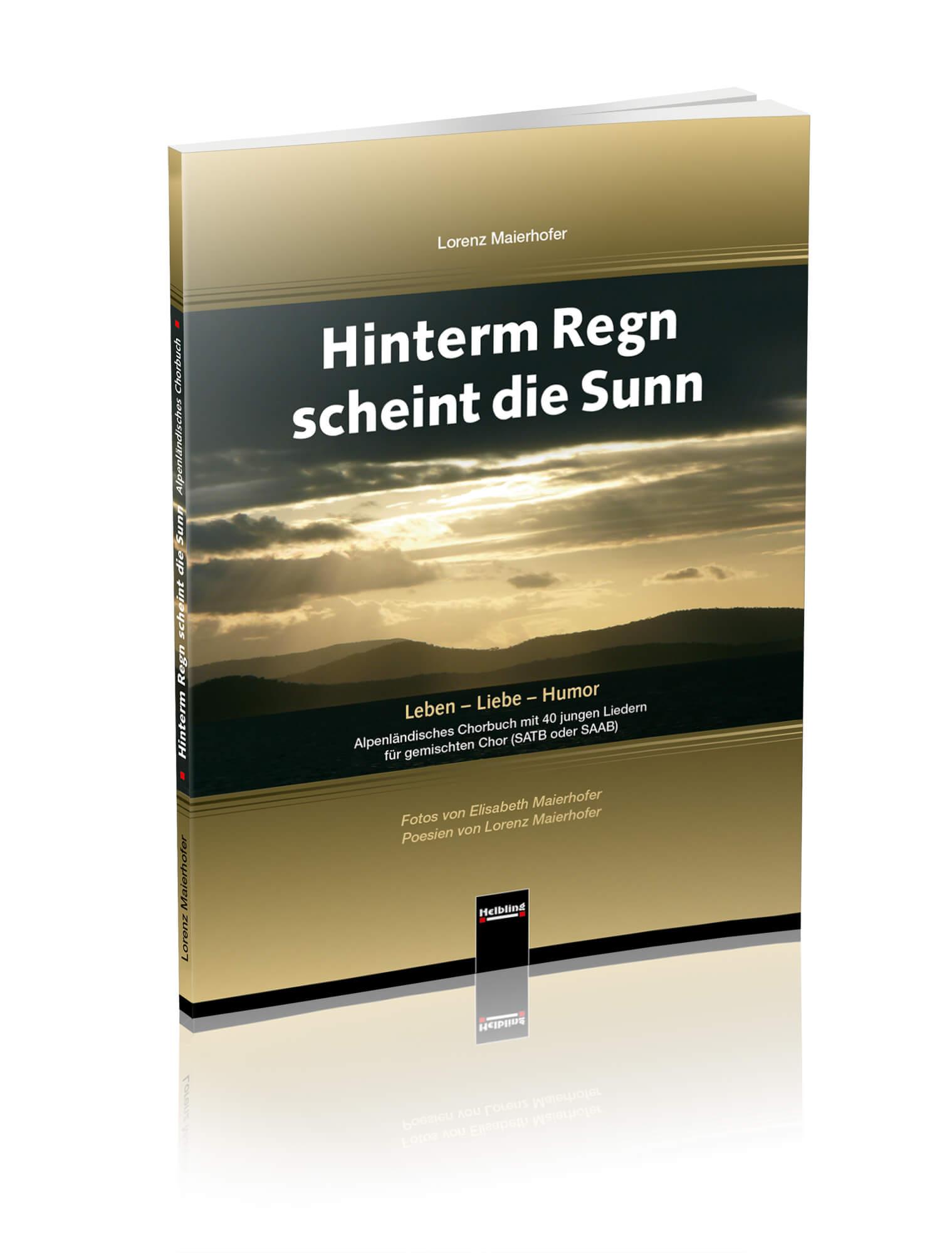 ▸ HINTERM REGN SCHEINT DIE SUNN (+CD)