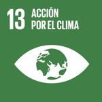 ODS13: Acción por el clima - Mejorar la educación, la sensibilización y la capacidad humana e institucional respecto de la mitigación del cambio climático, la adaptación a él, la reducción de sus efectos y la alerta temprana