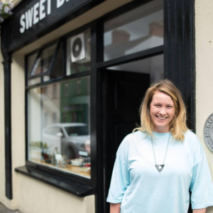 CAROLANNE RUSHE   Chef and Founder of  Sweet Beat Café , 30 year old Carolanne Rushe opened the doors to her café in 2015. She has brought years of global inspiration to the menu at the café in Sligo town where they serve Brunch, Lunch and Takeaway. Carolanne was the 2017 winner of the IBYE Best Young Entrepreneur in Sligo and the café was named in the Irish Time's Best Restaurants under Best Vegetarian.  Recently after years of recipe testing, she is finally bringing her range of plantbased fermented foods to the forefront. On the café menu features Kimchi, Sauerkraut, Kombucha, Water Kefir and Wild Flower Lemonades.  At the Strandhill Food Festival Carolanne will be selling her ferments for attendees to take home as well as serving up some tasty dishes featuring lots of these pickled foods. Carolanne will also carry out a food demo on fermentation where attendees can learn how to make the basics from kombucha and kimchi to learning how to incorporate them into every day life.
