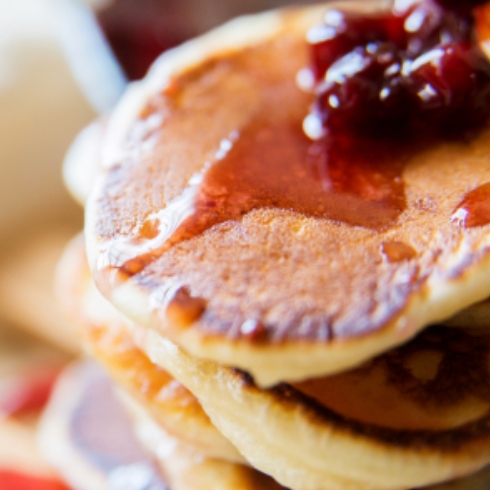Waffley Great Pancakes
