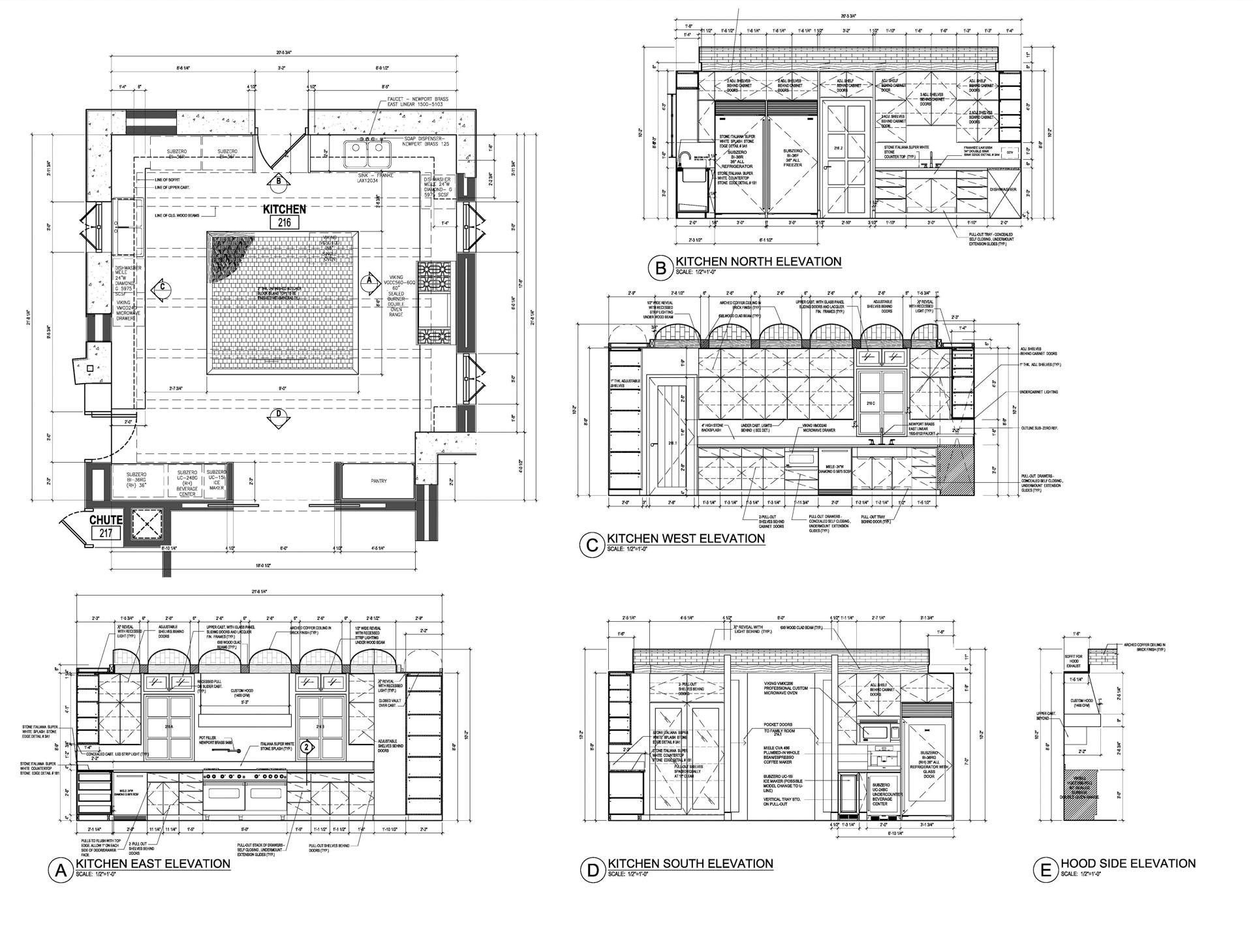 Interior Details Akia Drafting Design