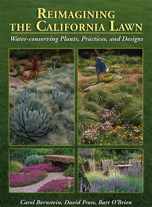 Reimagining the California Lawn by Carol Bornstein Book Cover.jpg