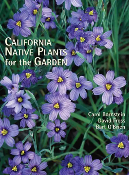 California Native Plants for the Garden by Carol Bornstein Book Cover.jpg