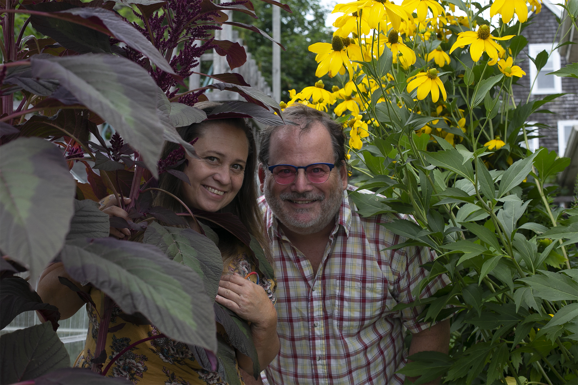 Backyard Growers founders, Lara Lepionka and Stevens Brosnihan (Photo: BYG)
