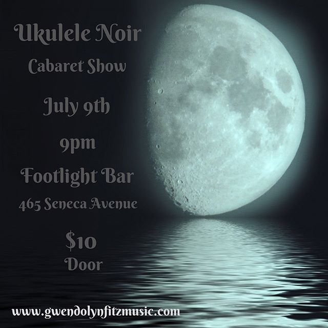 Hey Everybody! Ukulele Orchestra of New York City is playing a Cabaret show on July 9th playing from 9PM to 11PM. Cover is $10. These uke tunes are gonna be all the aphrodisiac you need!  https://www.facebook.com/events/1829896150490431/  #ukulele #ukulelenyc #livemusic #livemusicnyc #brooklyn #ridgewood #uonyc