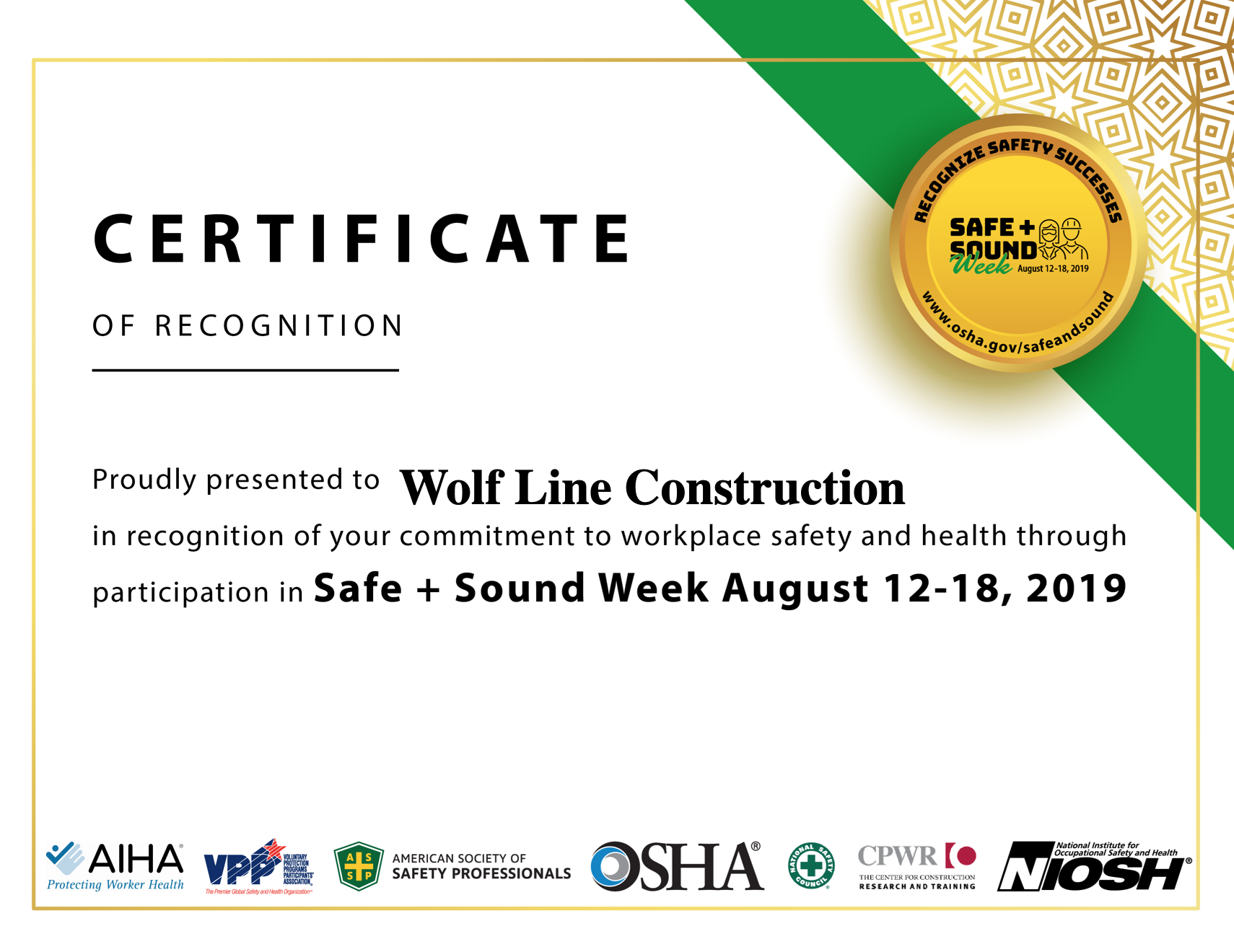 Safe and sound certificate.png