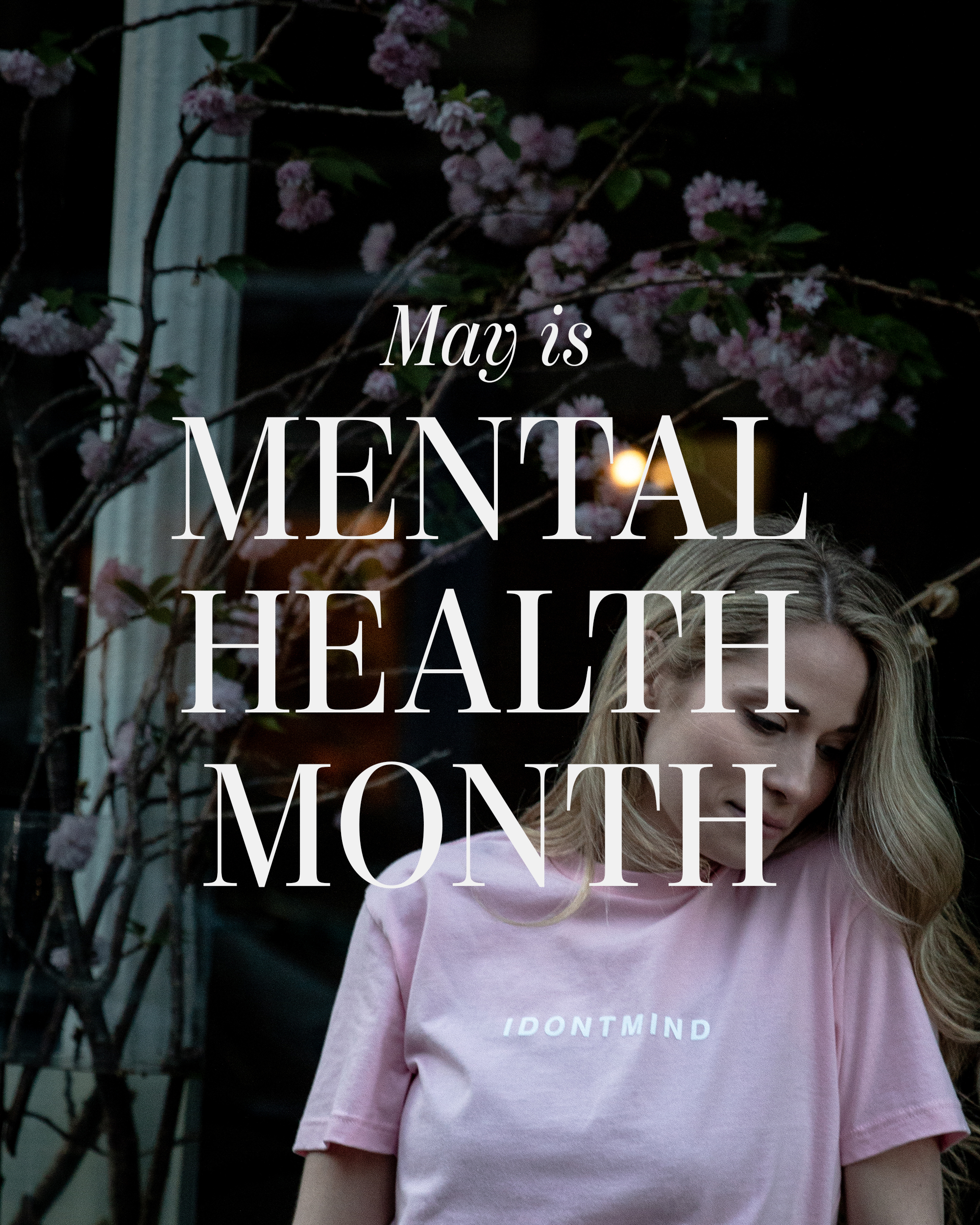 Mental Health Month 2019 - Join us in making as much noise as possible this May. When you open up about your mental health, you inspire others to do the same.We don't mind speaking up. Do you?