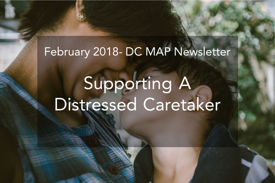 Supporting a Distressed Caretaker - Early Childhood Innovation Network (ECIN)