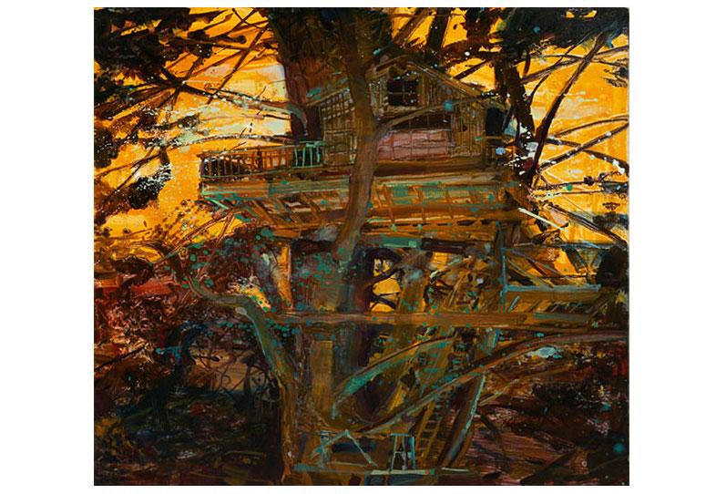 Treehouse #2