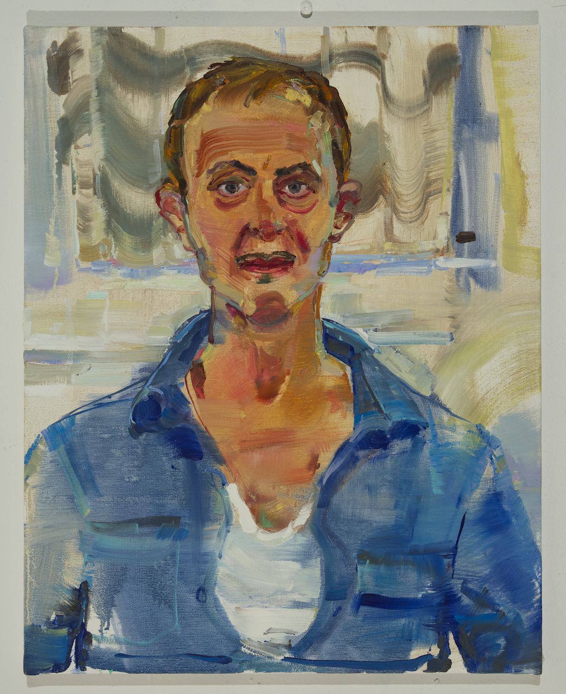 Artist John Kelly