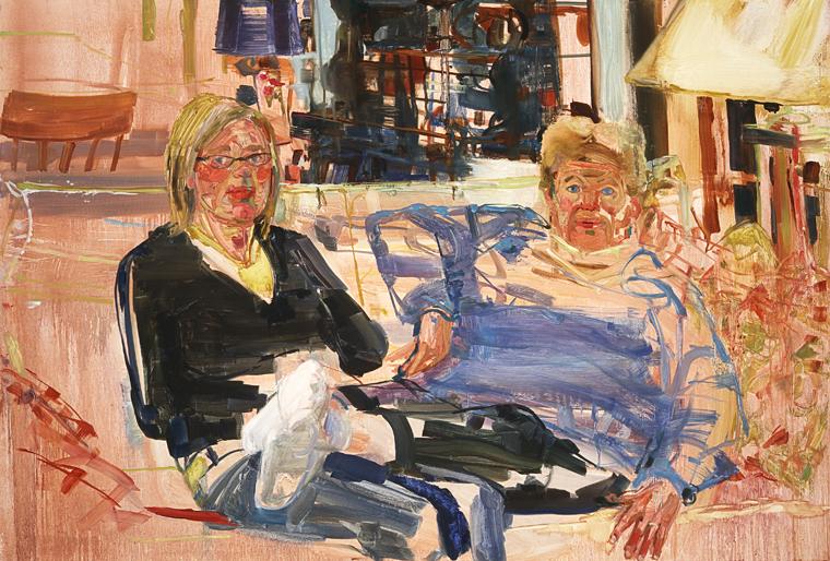Elizabeth and Barbara Bonaventura