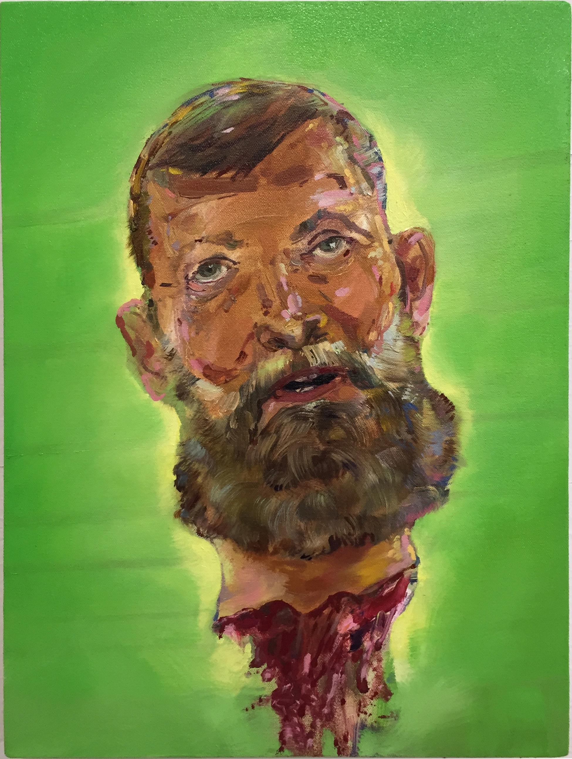 William E. Jones Beheaded