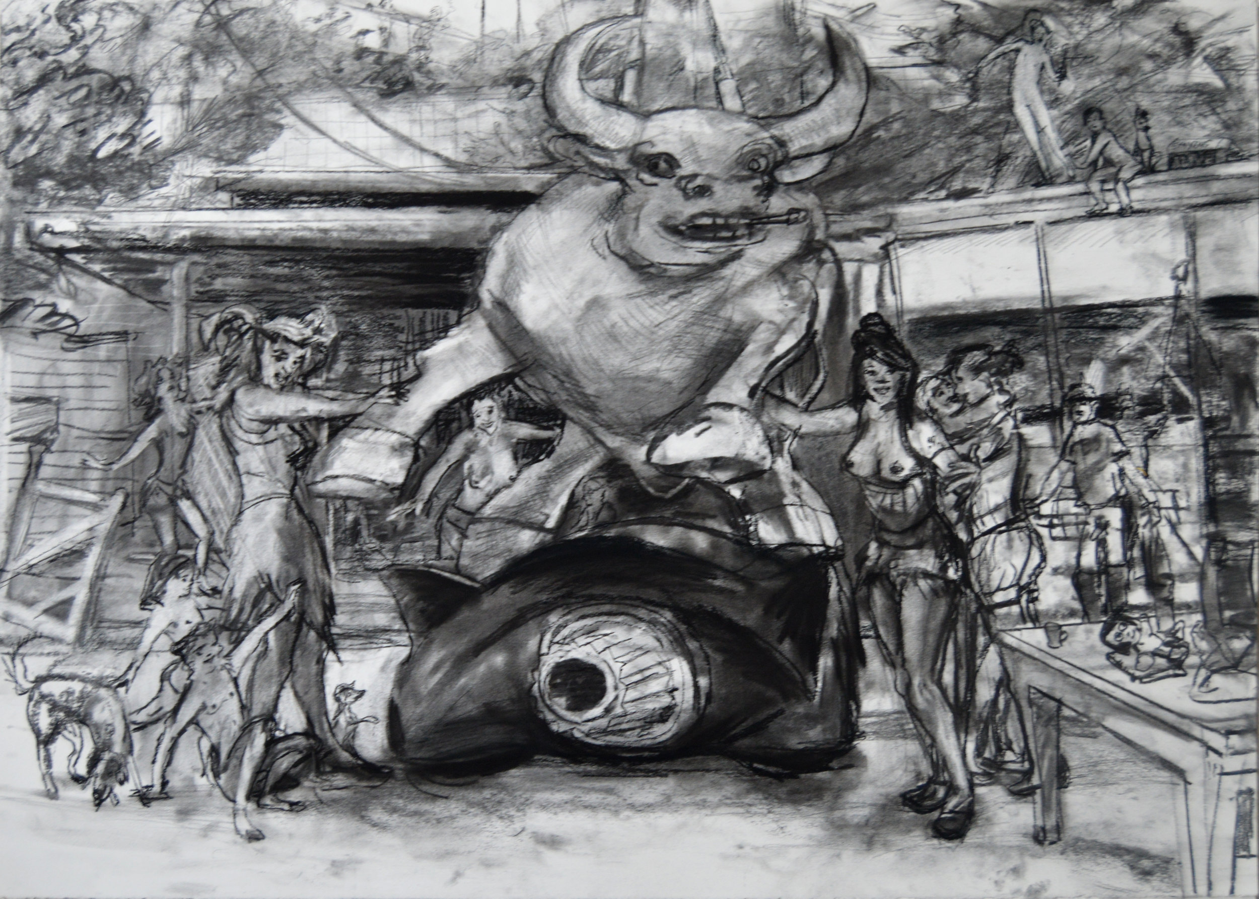 Yonkers charcoal 28 by 40 inches 2016.jpg