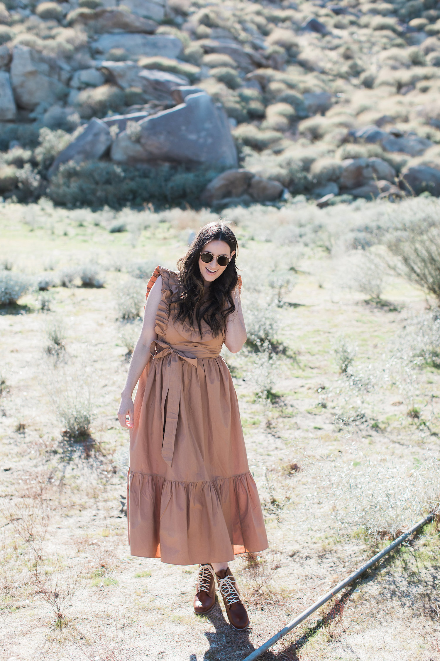 Catherine Sheppard The Life Styled Doen Dress