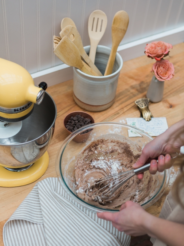 Kitchen tools for baking via Foraged Home