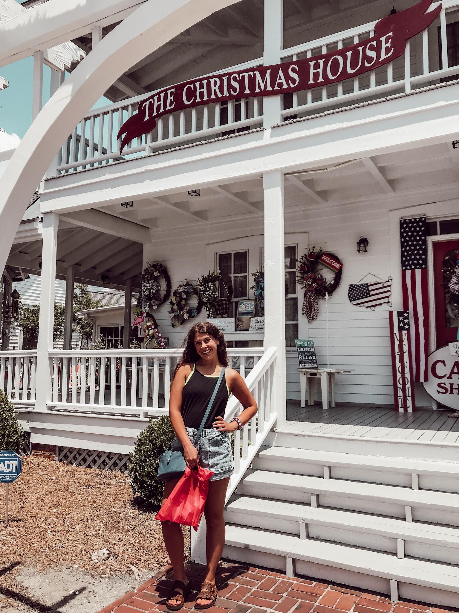 The Christmas House - Southport, NC