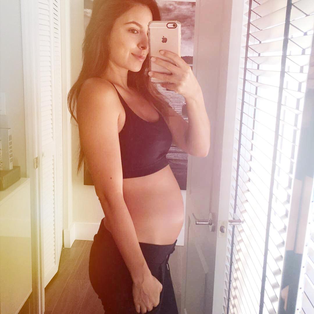 Embarazo- a mis 24 semanas - La Vida Orgánica.jpg