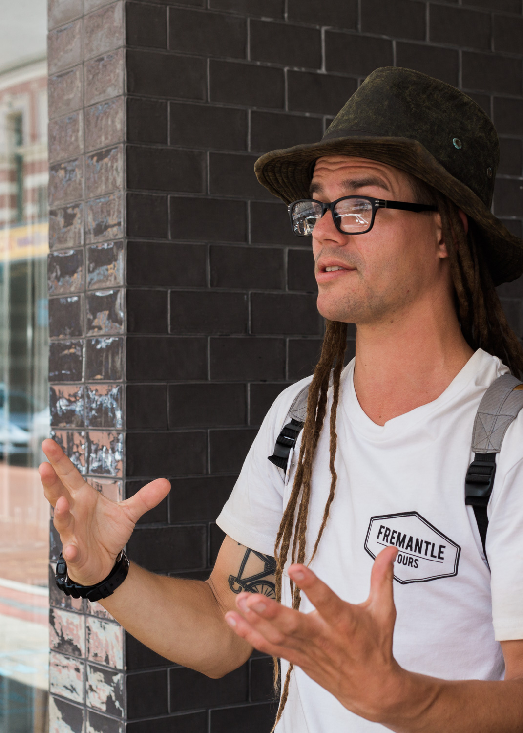 Michael from Fremantle Tours shares what he loves about Fremantle.