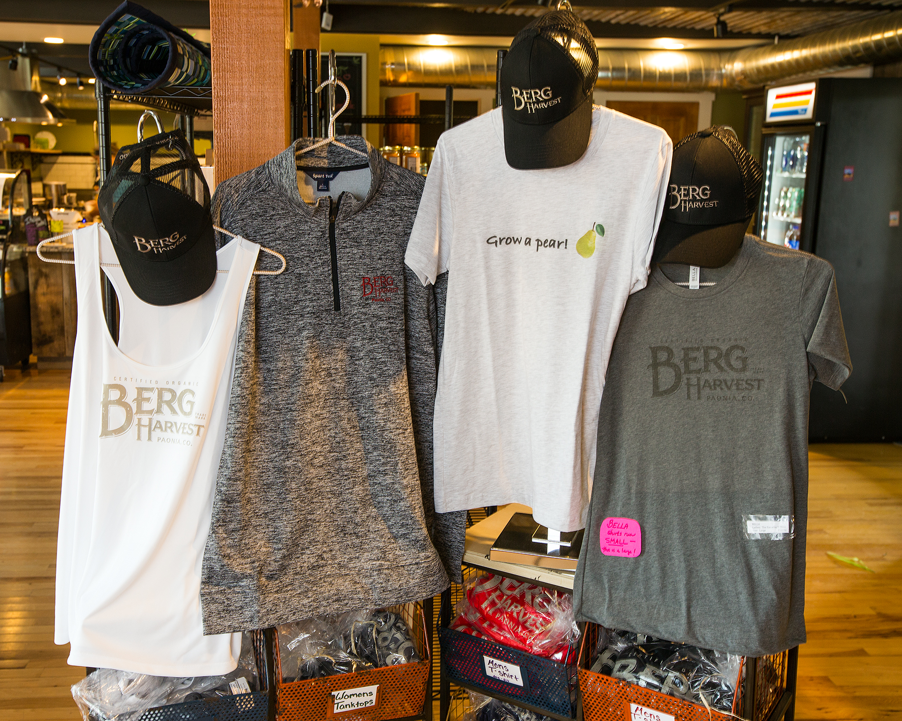 Check out our selection of Berg Harvest apparel