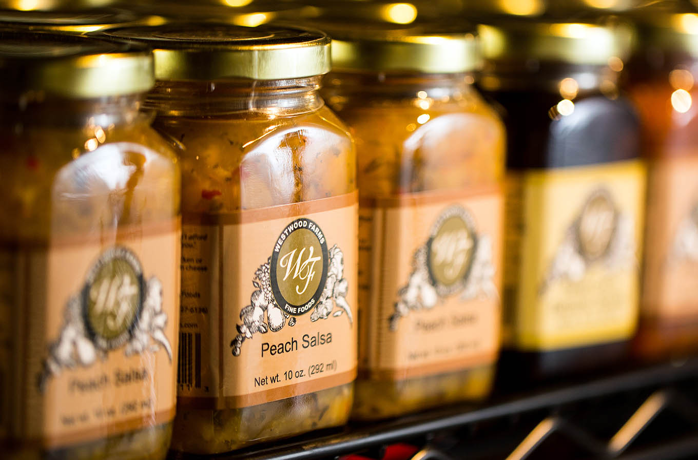 We proudly carry Paonia's own Westwood Farms salsas, basalmic vinegars, vinaigrettes and other delicious items