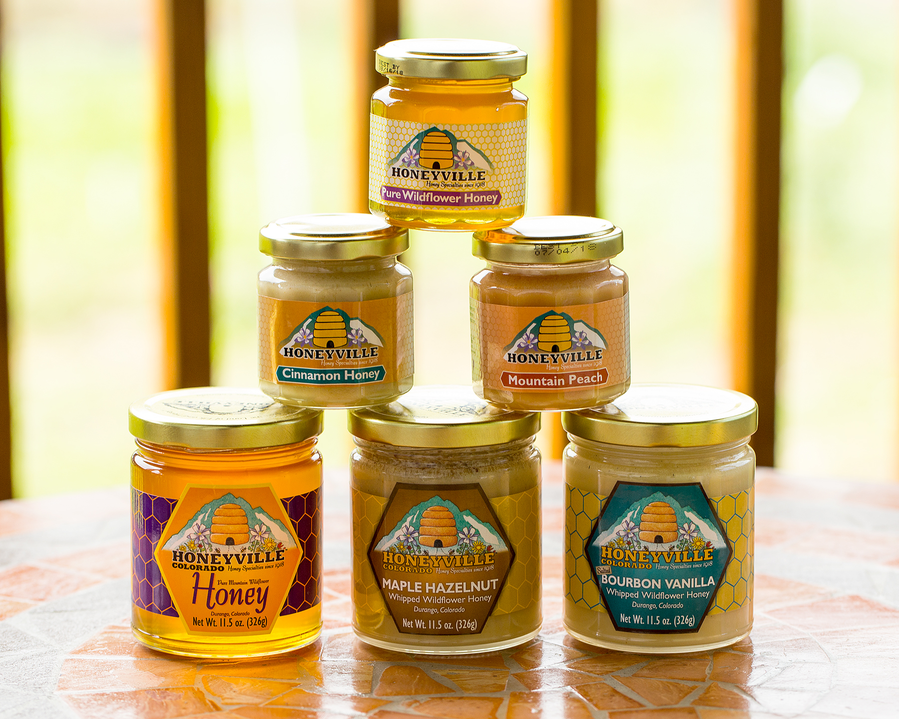 Honeyville products, from Durango, CO, make wonderful gifts