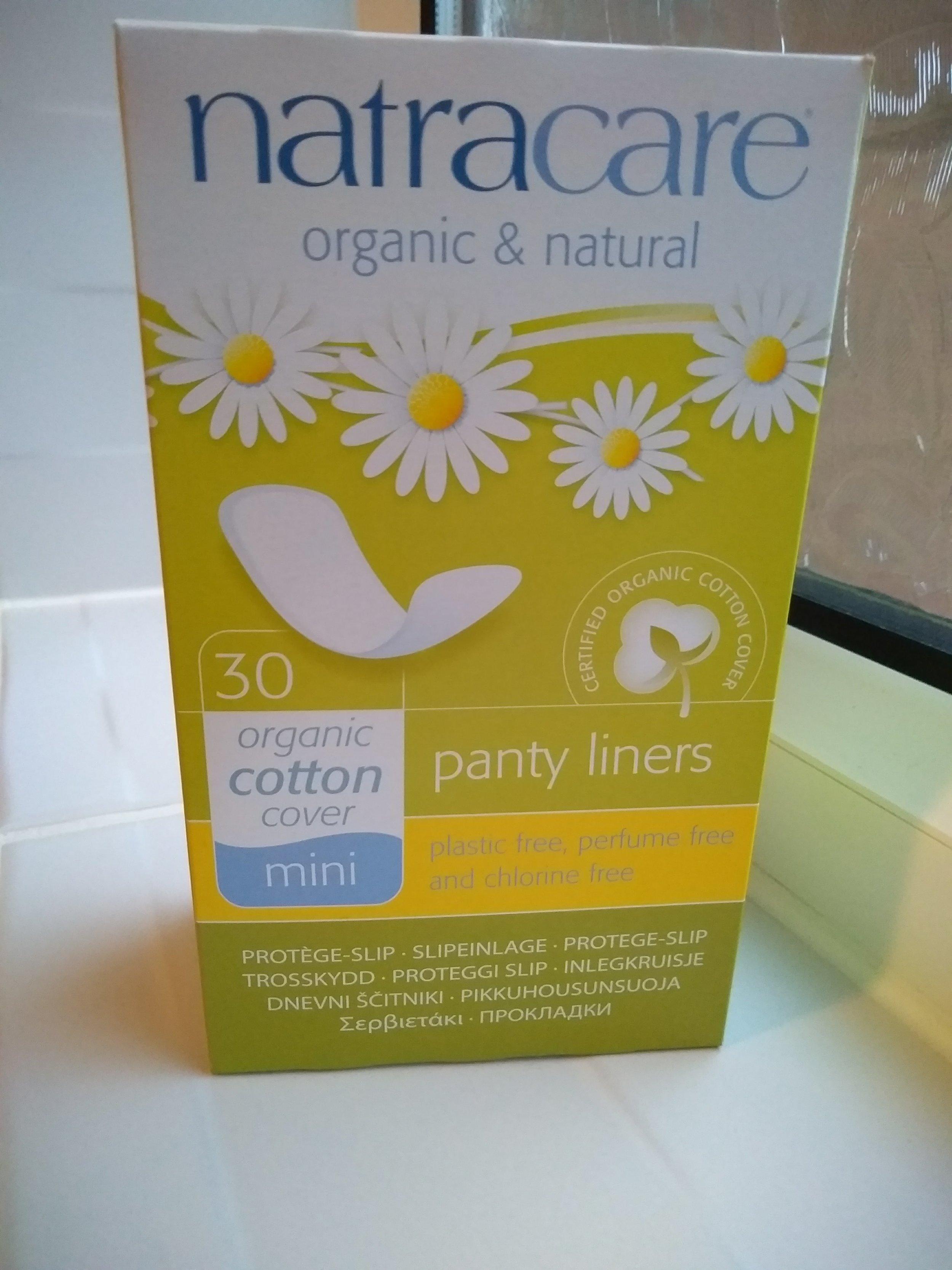 Plastic-free sanitary pads