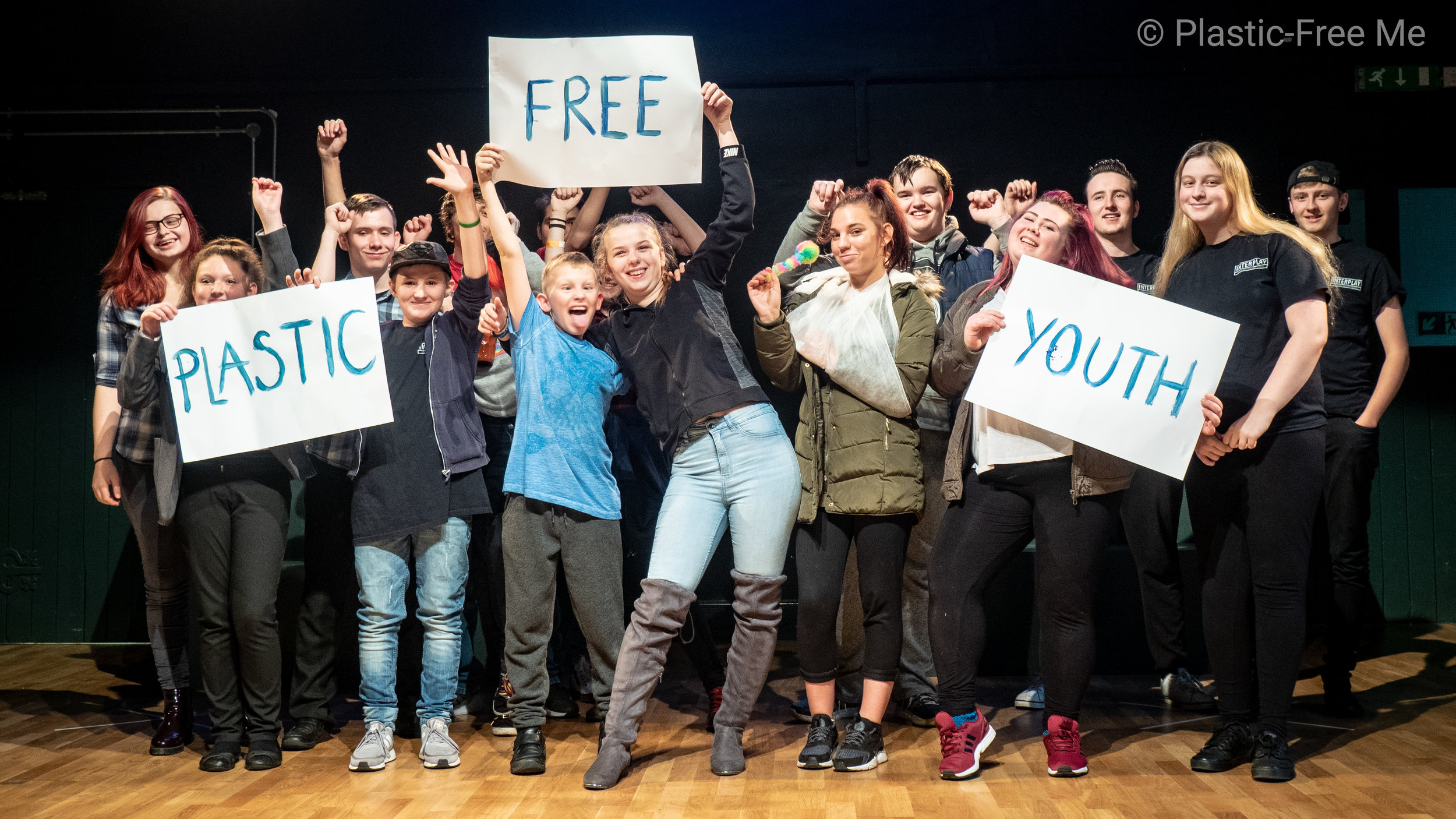 Plastic-Free Youth @ Interplay Theatre, Armley
