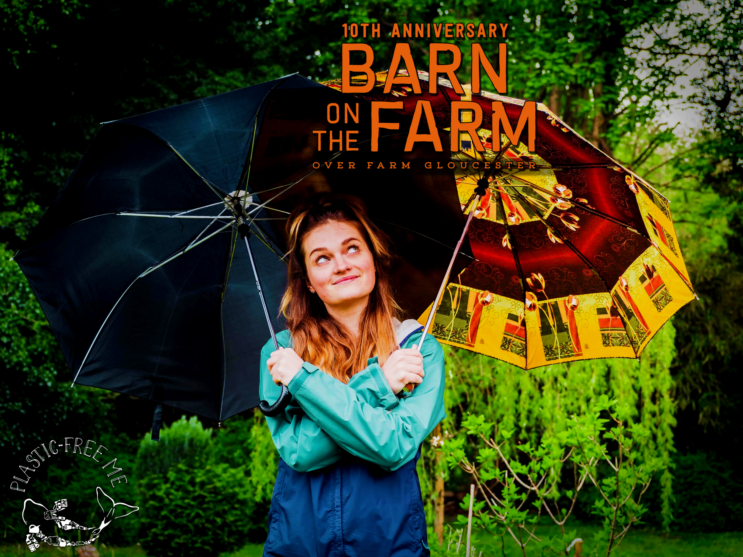 Upcycle your Umbrella for Barn on the Farm 2019