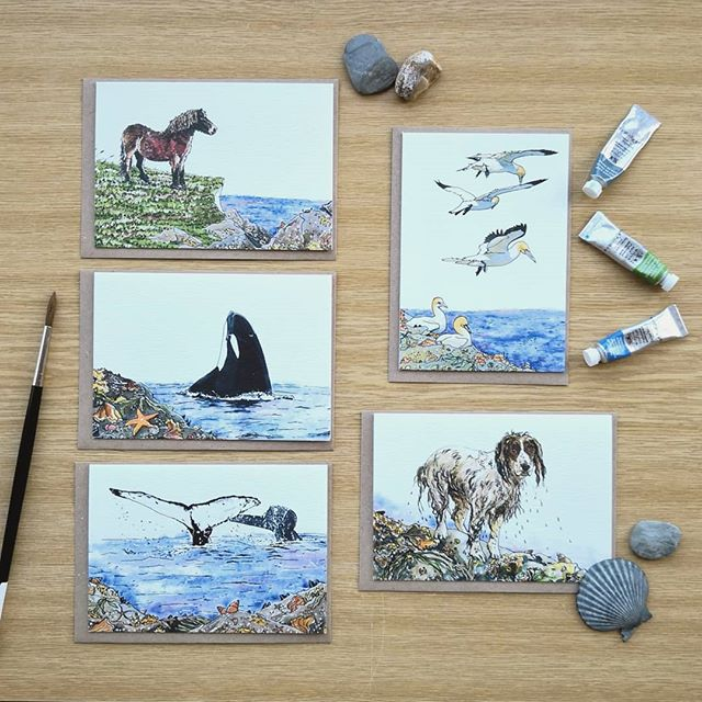 😍🌸🐋Giveaway Time🐋🌸😍 Happy September! We've teamed up with the very talented @goussetjohanna to celebrate the launch of her new NAKED card store! No plastic in sight 😍 say byeeee to that annoying non-reyclable cellophane wrapper. Yuck ☠️ • To win this collection of illustrated ocean-themed giftcards, all you have to do is: 1. Follow @goussetjohanna and @plasticfreemeorg  2. Tag two friends who would 💖LOVE💖 these cards to do the same. Simples! • Winner announced 5th September. Good luck! 🌊🌸 (UK residents only) • Head to @goussetjohanna bio for a link to her card store for more beautiful designs. @nakedcards  Cards inspired by photos from @captain_fuze .