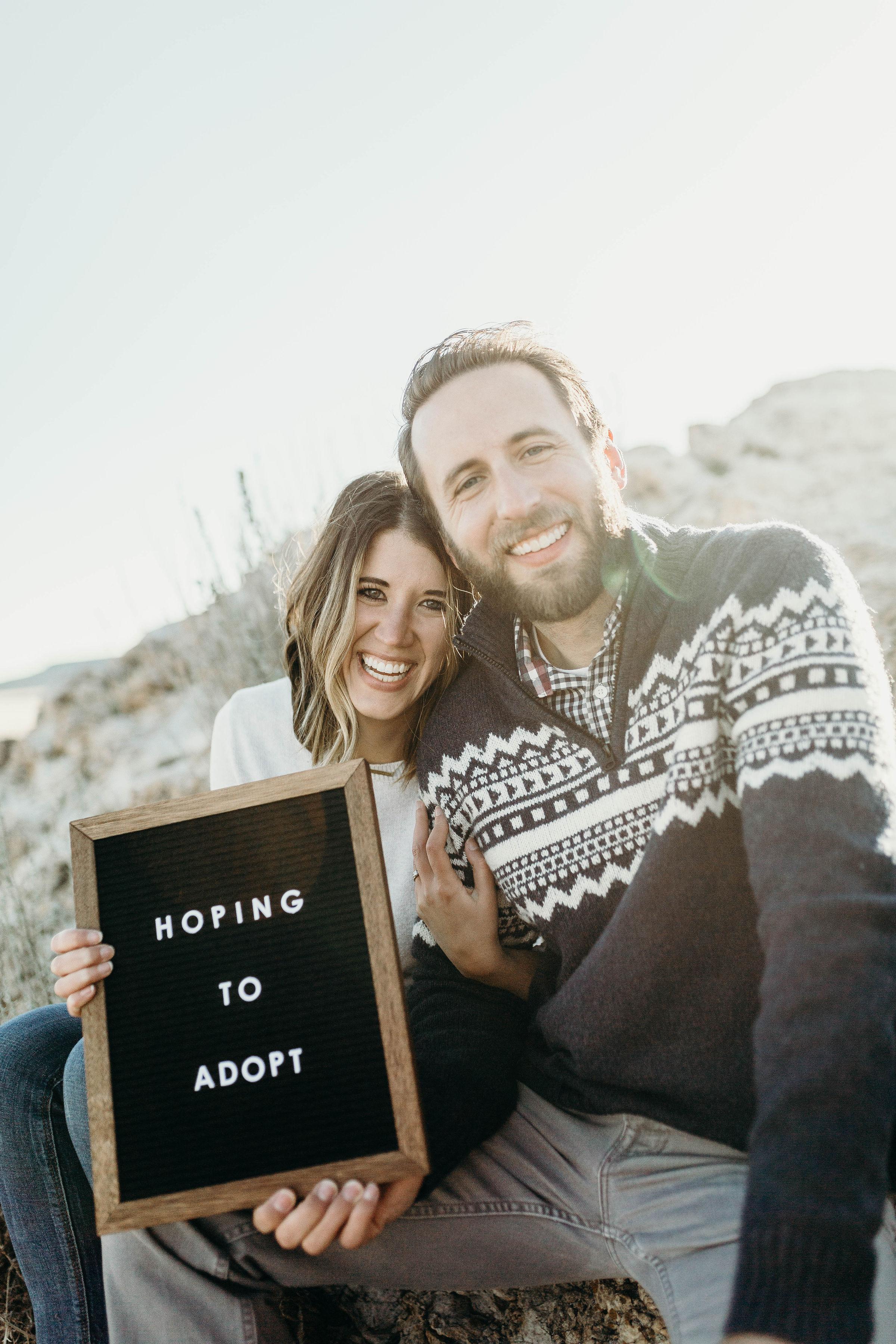 Beckstrand Hoping to Adopt