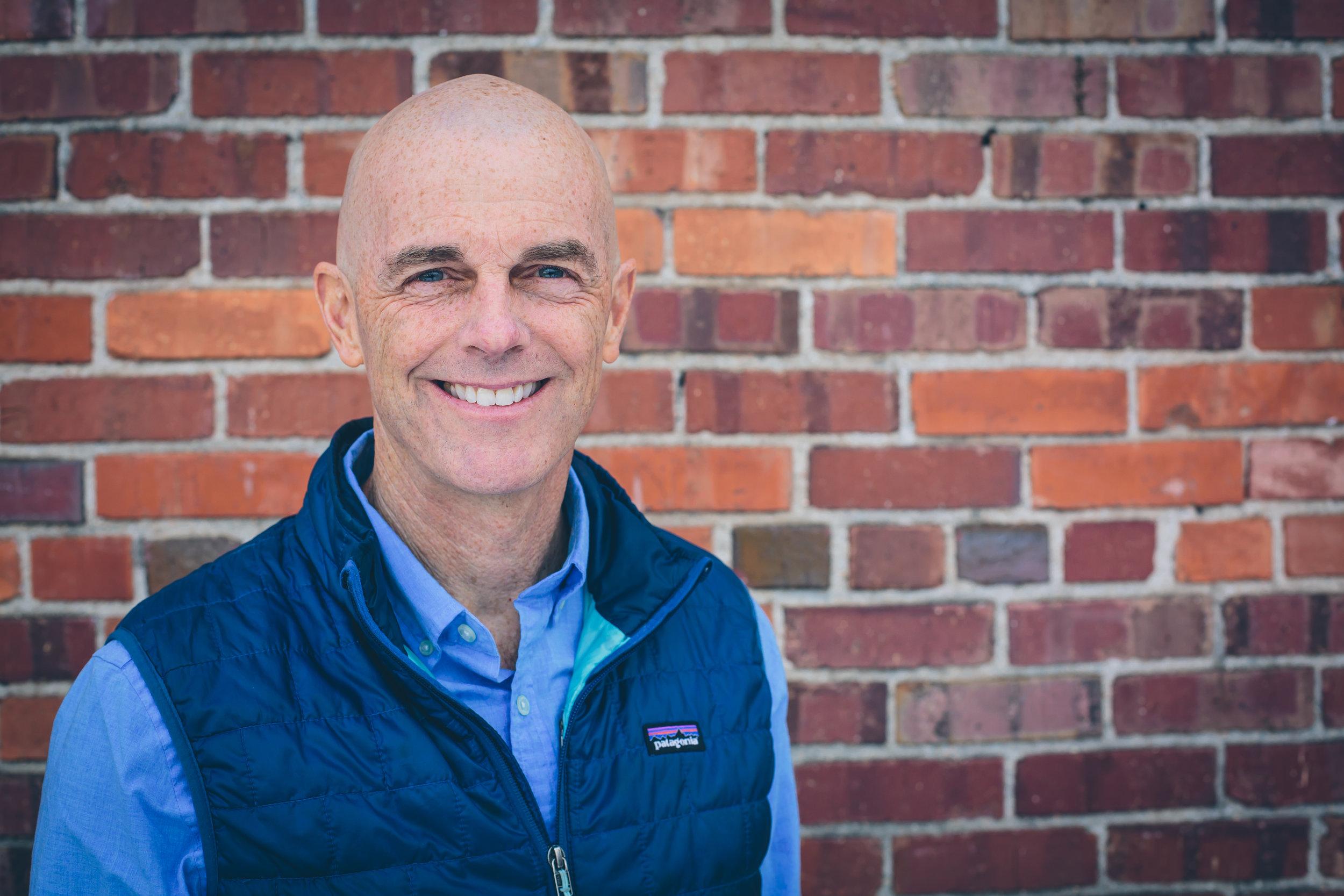 Ron Johnson - Lead Pastor