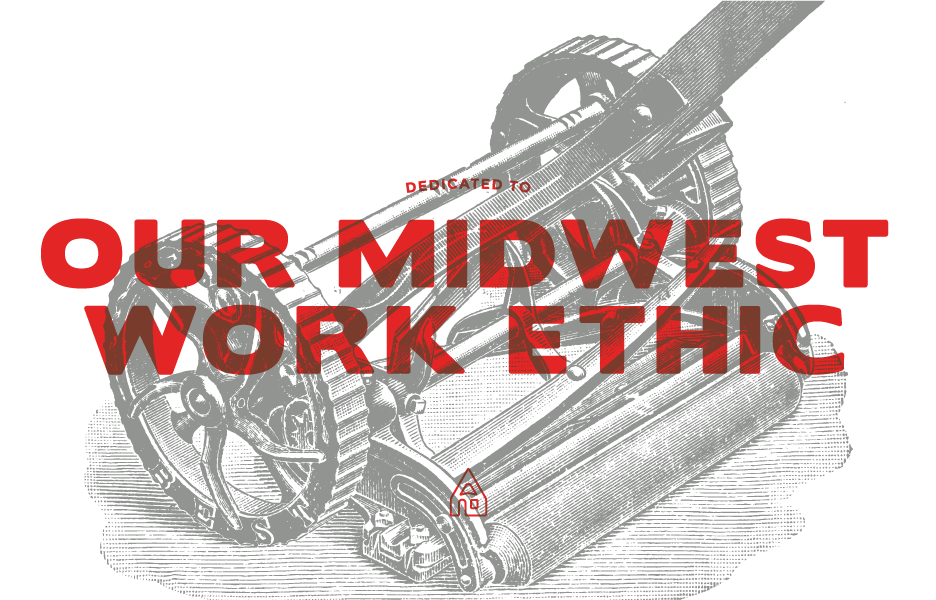 Draft Design House - Draft Design House is dedicated to our craft, our clients and our Midwest work ethic.Agency: FreelanceClient: Draft Design HouseArt Director: Josh Smeltzer