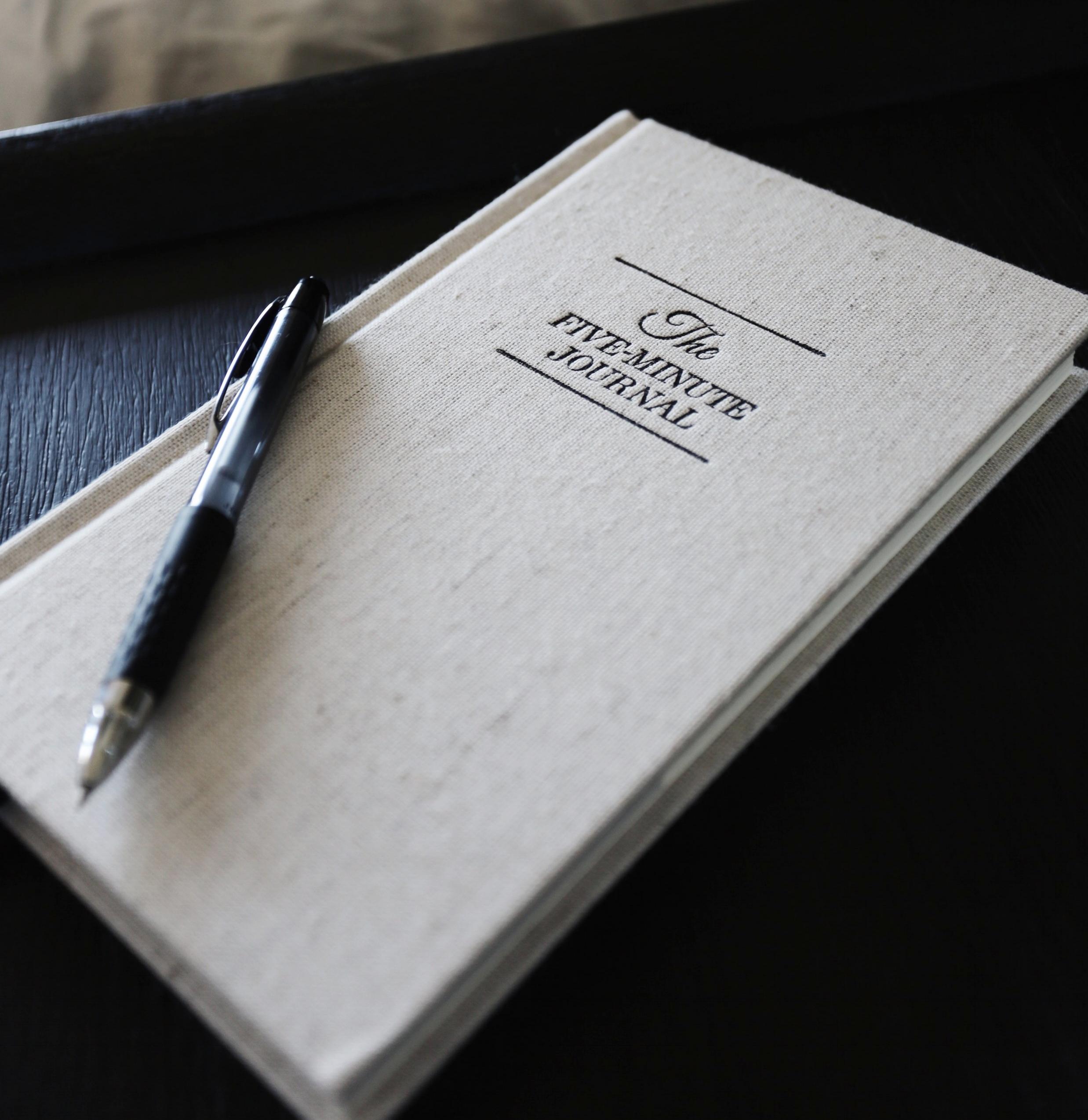 The Five Minute Journal - kristenmcgowan.com