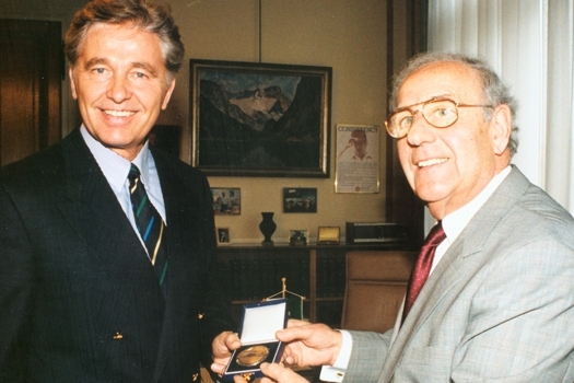 Bernd has received several awards for his contributions to the health and fitness industry
