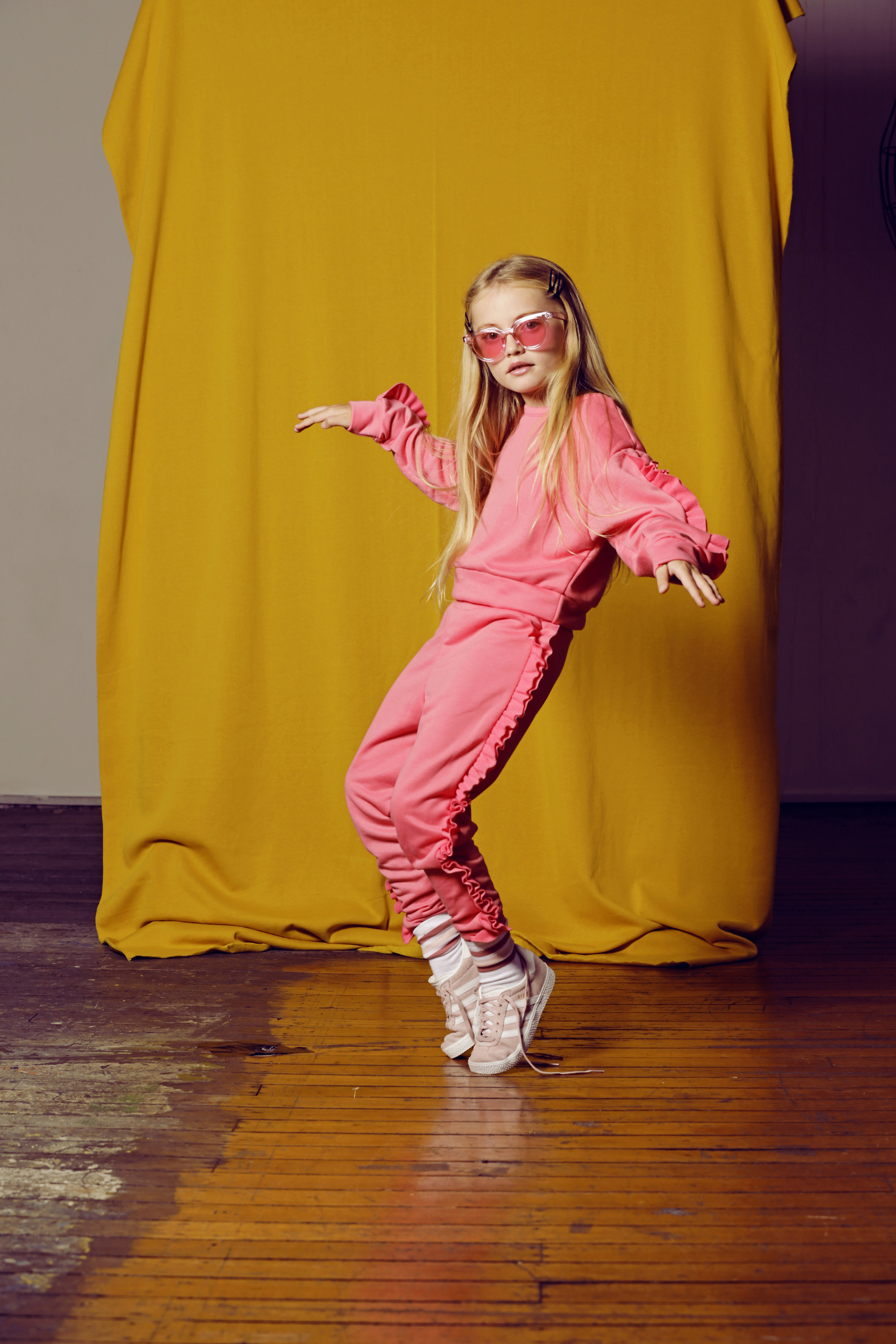 Funny Face Editorial