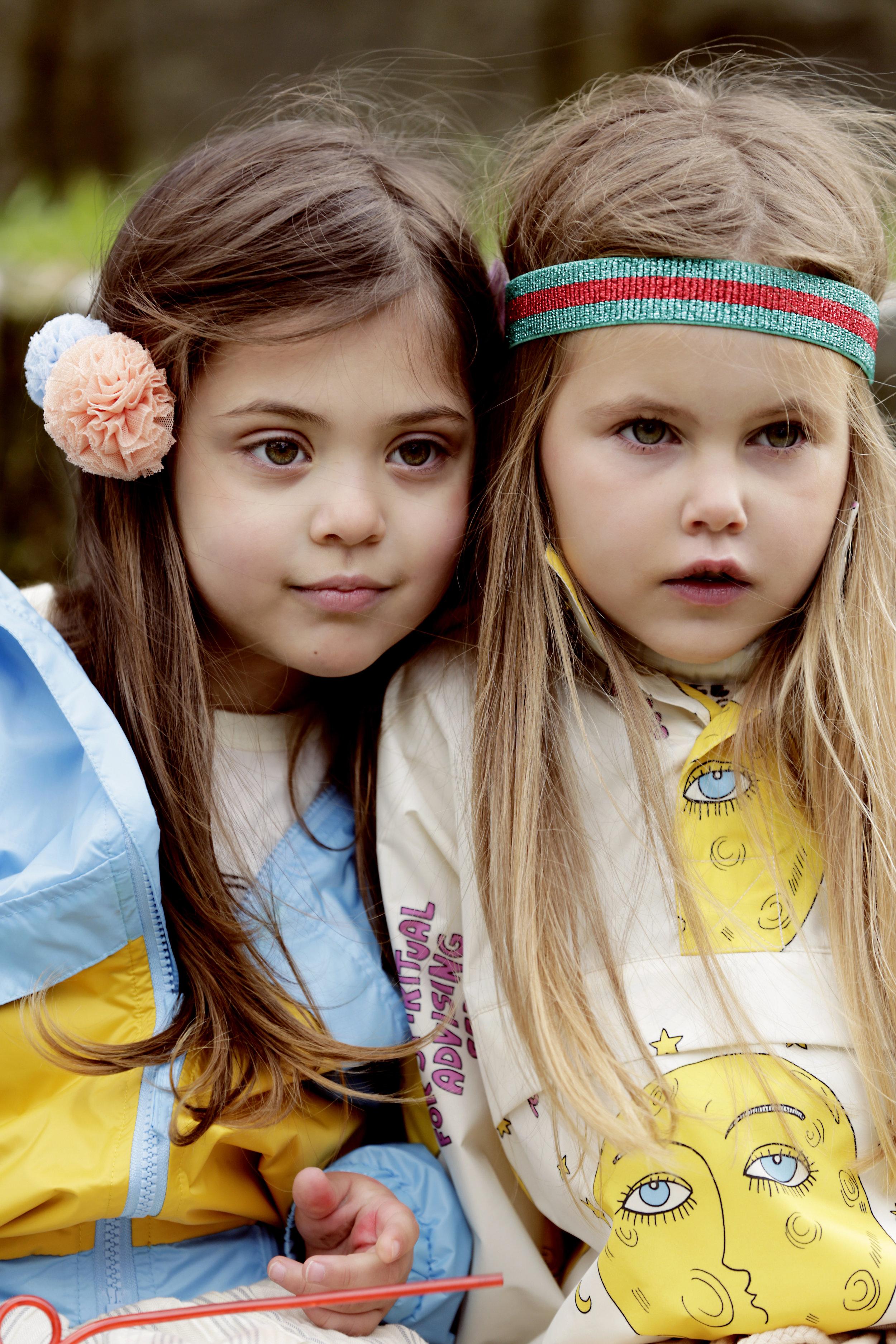 Alessia & Madi Editorial
