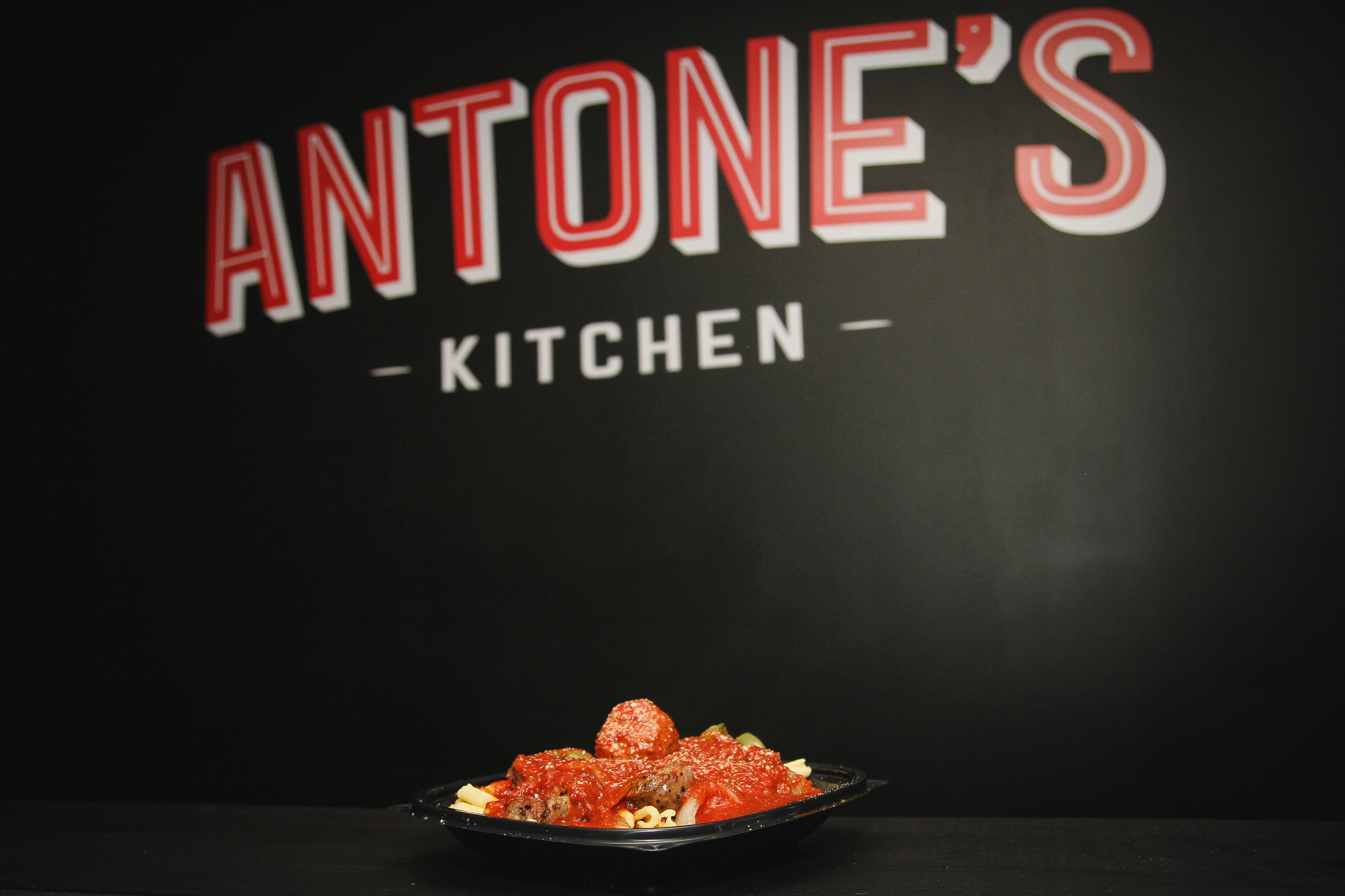 "ANTONE'S Famous ""THE KITCHEN SINK""!"