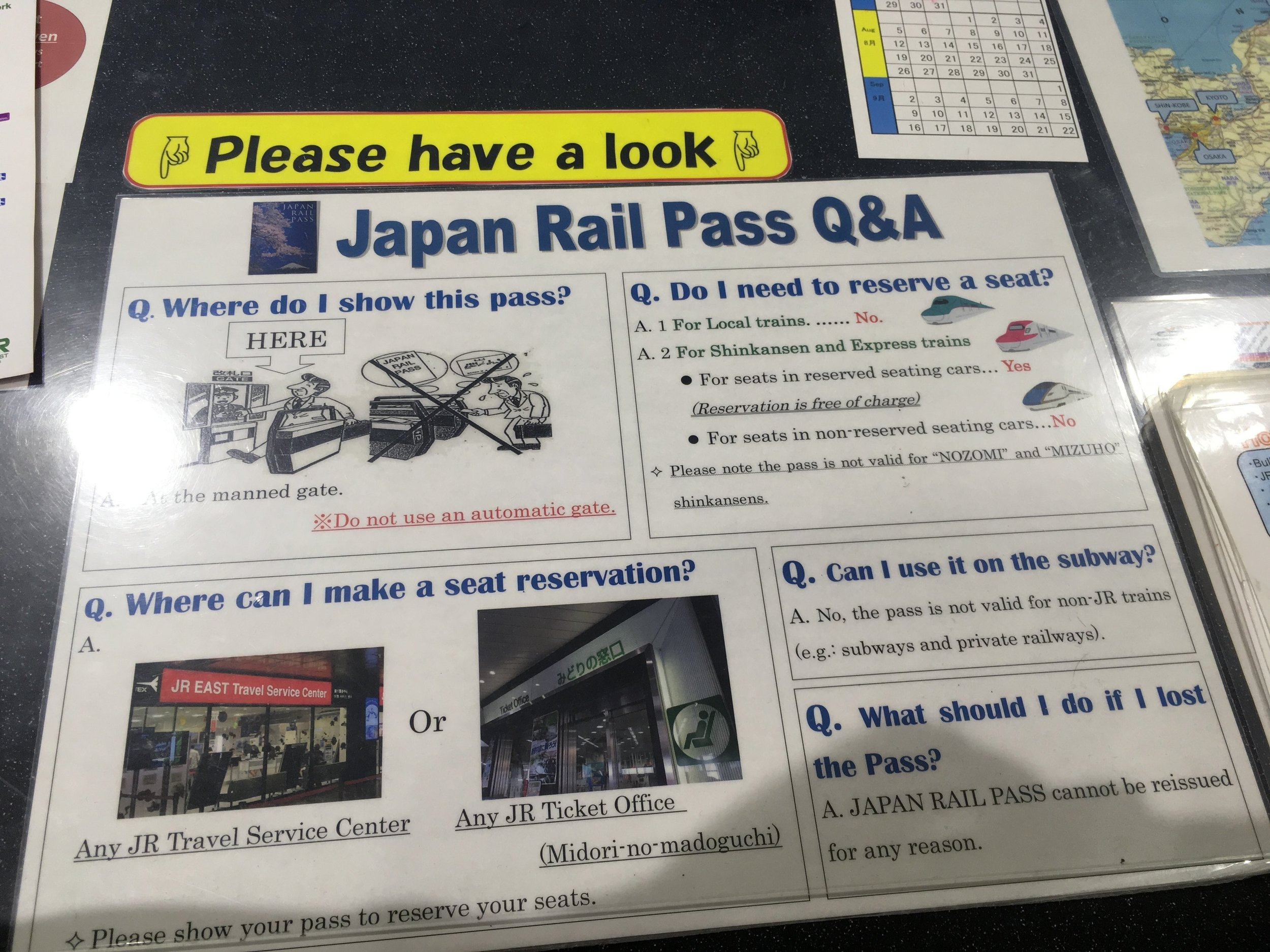 Japan Rail Pass Q & A.JPG