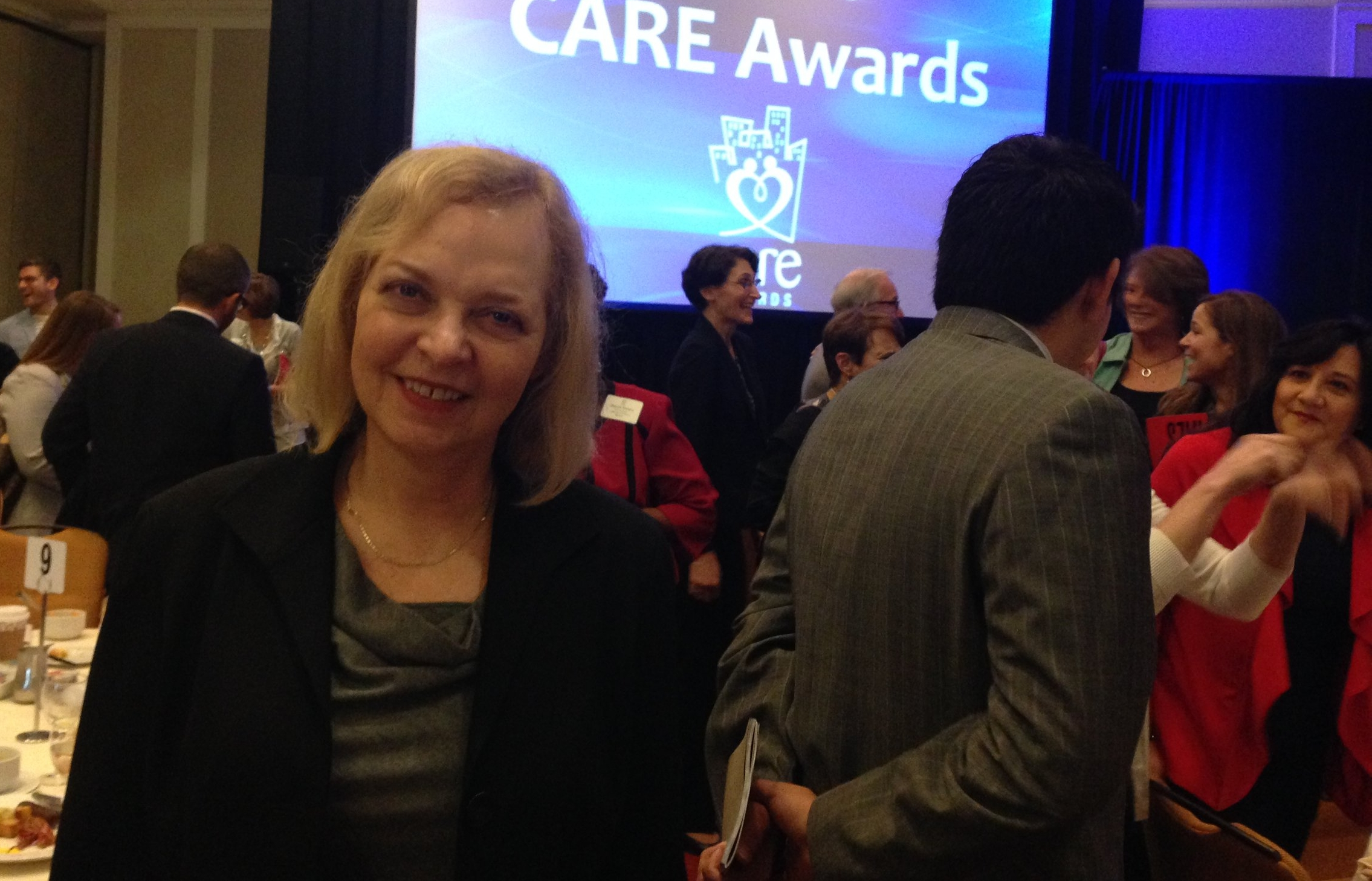 Giving Back - The Did Ya Notice? Project sponsors the Northern Virginia CARE Awards (Companies As Responsive Employers) for companies that are family friendly and give back to the community.