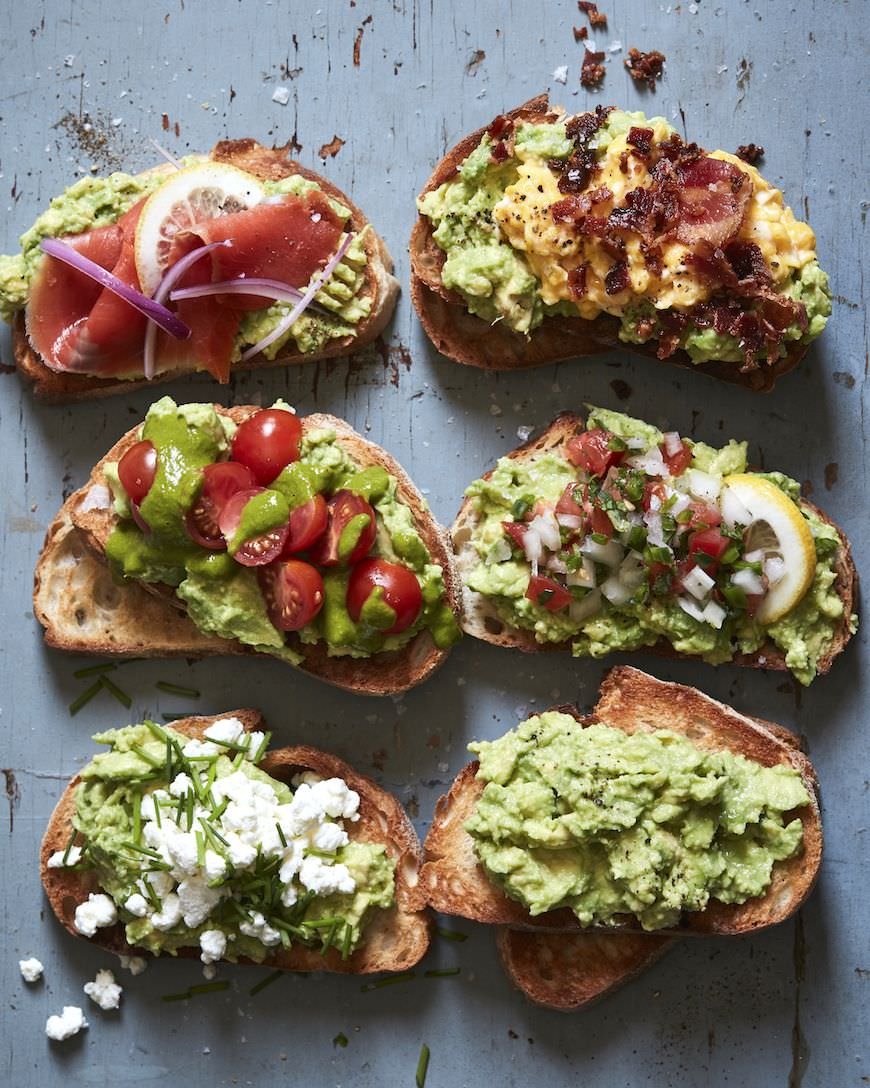 keto diet avocado toast fat loss healthy mydietgoal hd