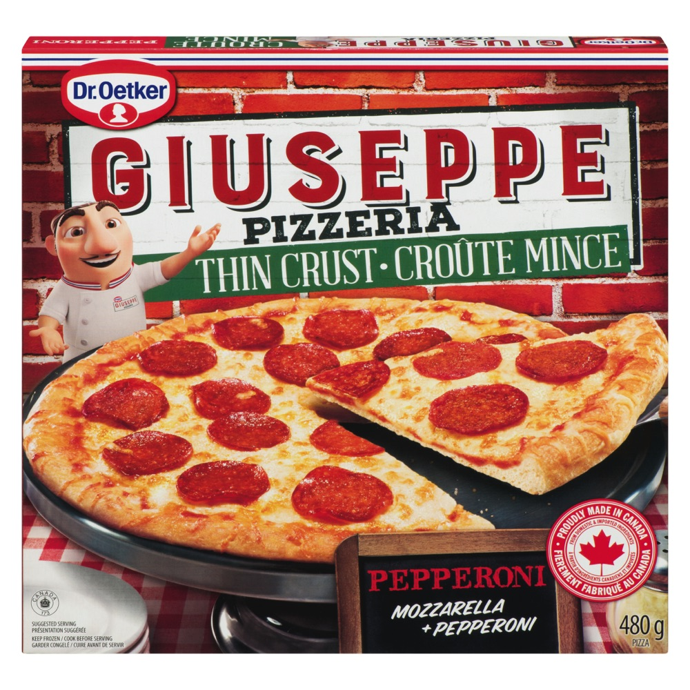 giuseppe pizza thin crust pepperoni review mydietgoal hd