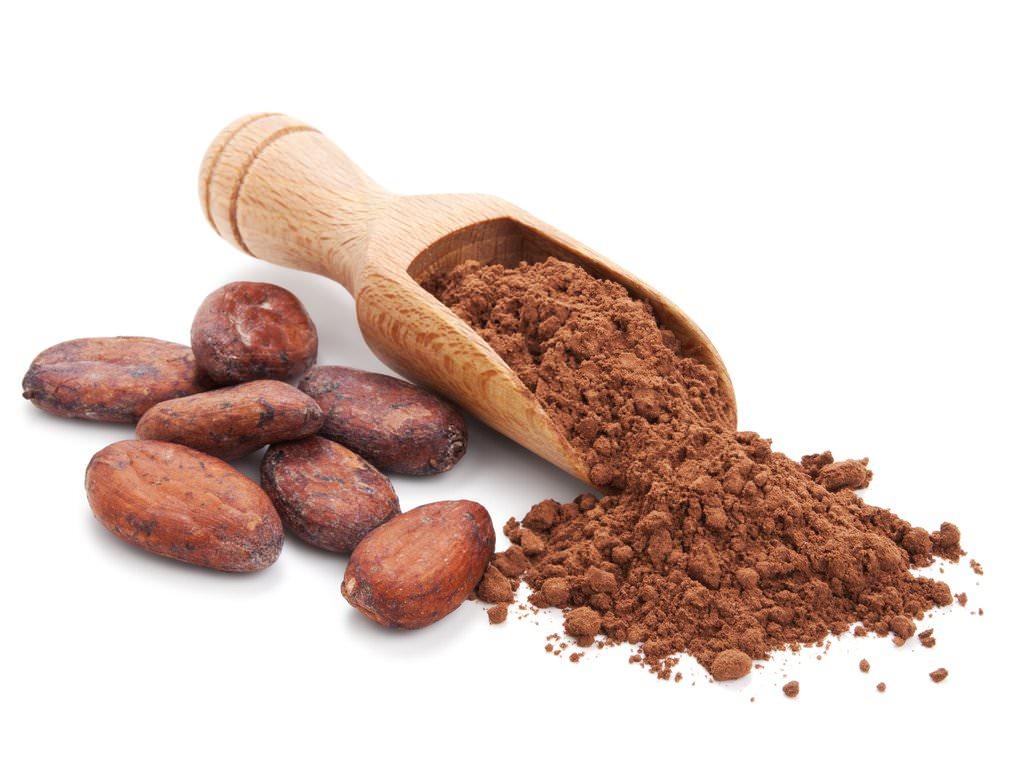 ground cocoa powder