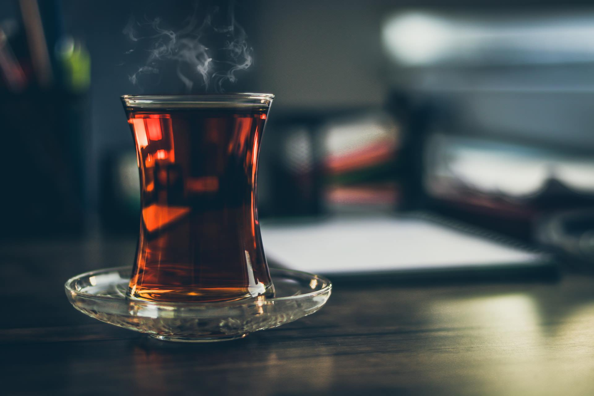 earl grey tea with bergamot oil