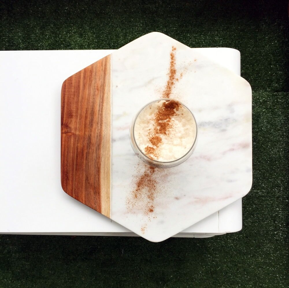 vanilla protein shake recipe with cinnamon