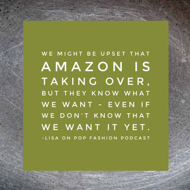 Amazon = Big Brother