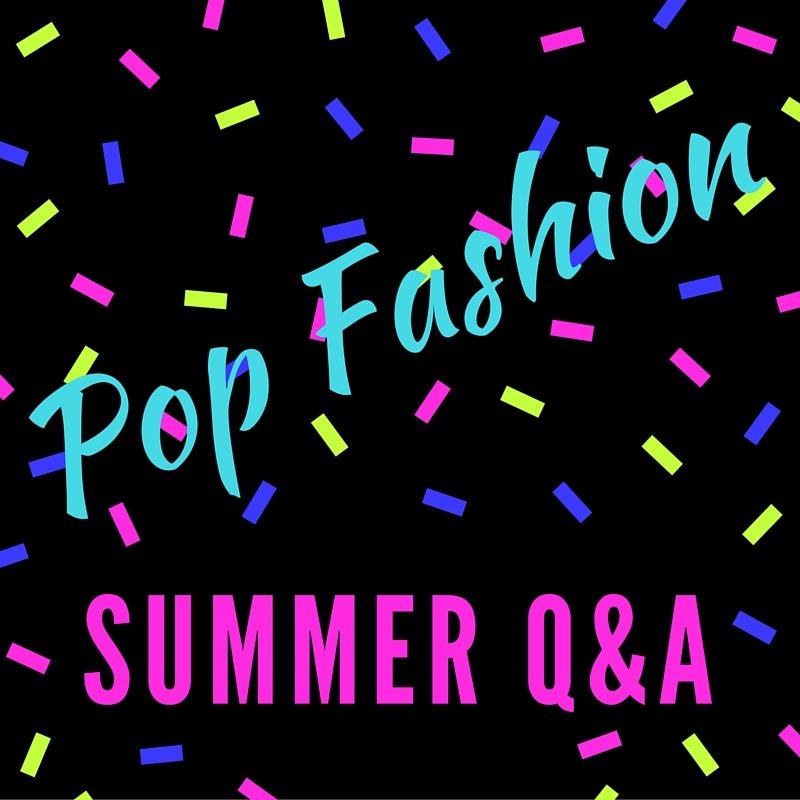 Summer 2016 Q&A is here! Listen up!