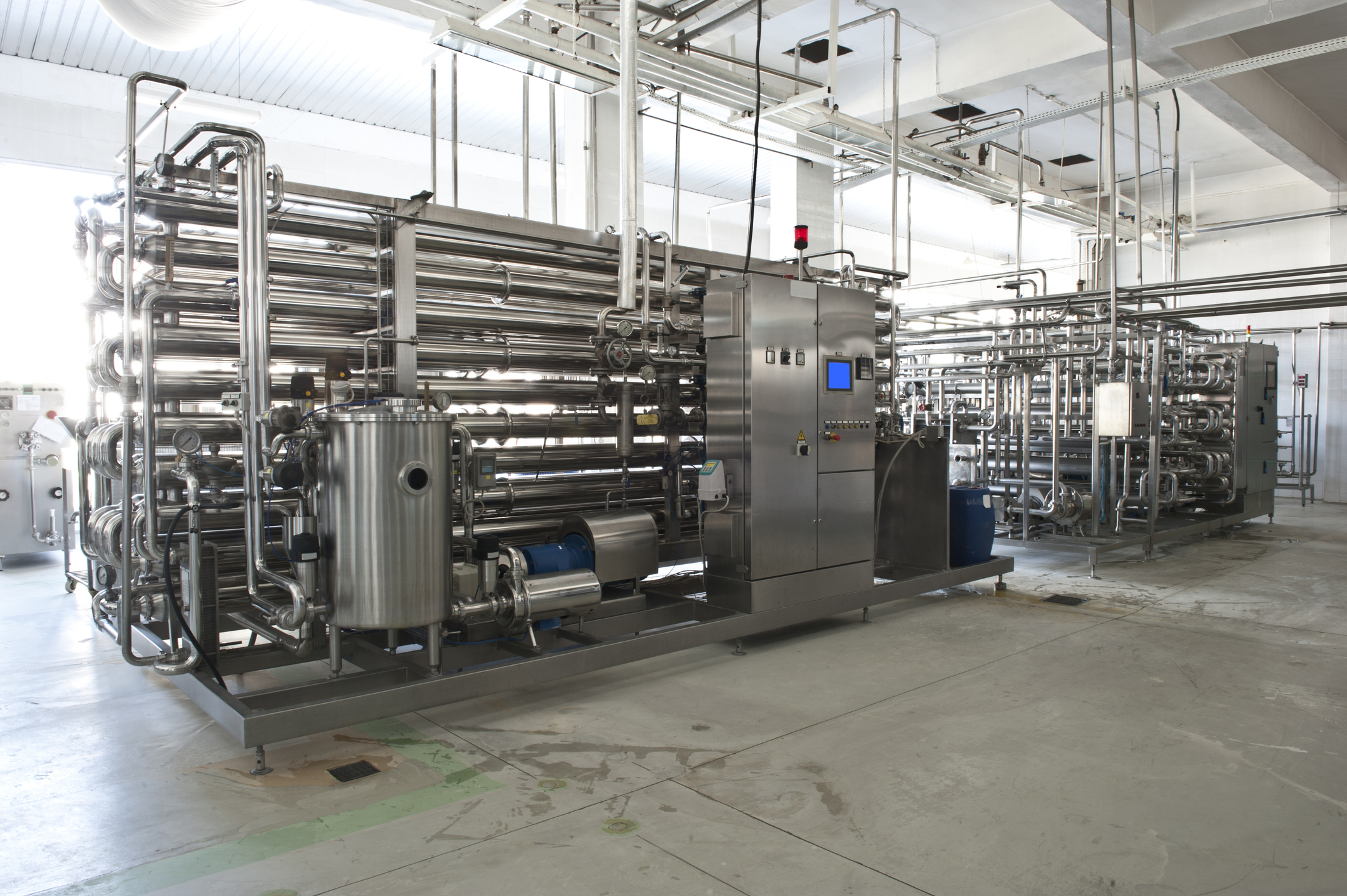 Pasteurizer Certification - We offer annual and bi-annual pasteurizer certification for HTST and VAT systems throughout western Canada including salt testing and dye checks. Contact us today to book your certification.