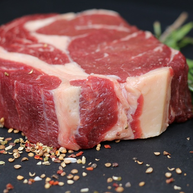 Meat and Alternatives - Pork, Beef, Poultry, Fish, Vegan