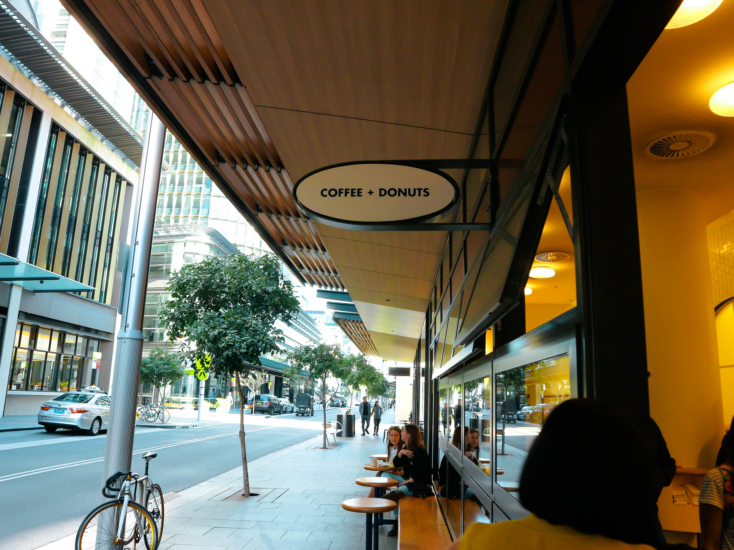 Short Stop -  This place is perfect to make a quick stop for - you guessed it - coffee and donuts! They have specialty coffee on offer on rotation, as well classic and limited edition donuts like Triple Matcha, Maple & Brown Butter, and flavours of the month that's whatever is in season, or whatever the masterminds in the kitchen feel like whipping up for you...